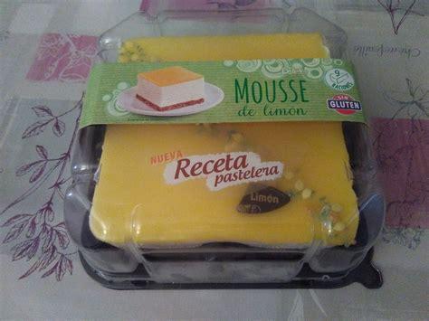 Mundo sin gluten de Marga: Tarta de mousse de limón sin ...