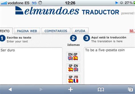 Mundo traductor gratis