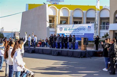 Municipio de Delicias, Chih.   CONMEMORAN EL 85 ...