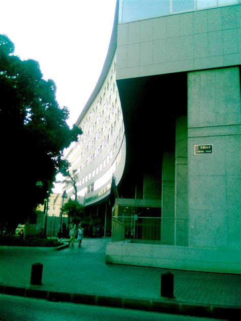 MurciaDailyPhoto: Reina Sofia Hospital