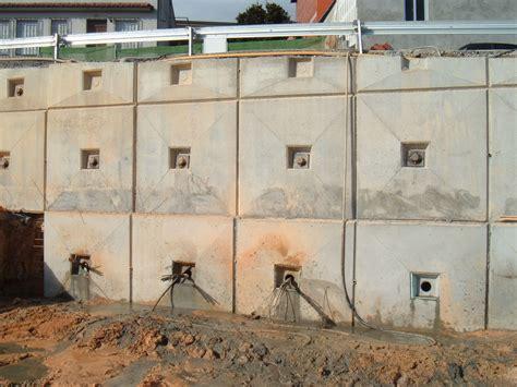 Muro anclado | Domestika
