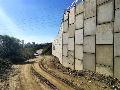 Muro De Contención De Hormigón Armado / Modular ...