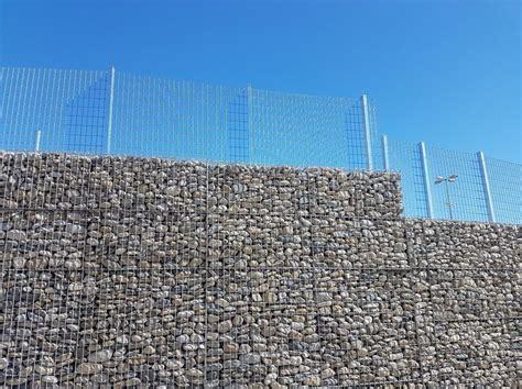 Muro de Contención   Muro de Gaviones   EDTF