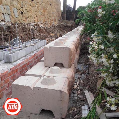 Muro de contención particular   Olleta Torres