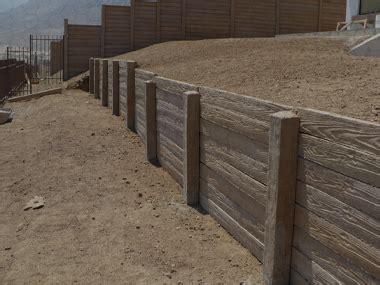 Muro de Contención | Timbercret