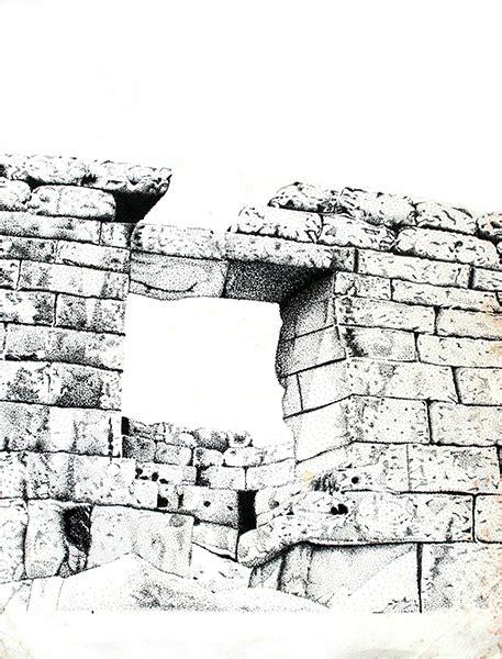 Muro Inca construida con piedra encajada sin argamasa ...