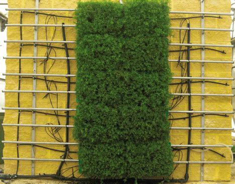 Muro vegetal BURESINNOVA • CONSTRUIBLE