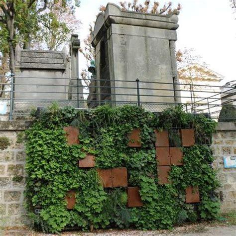 Muro vegetal de exterior   COLUMBARIUM   TRACER   con ...