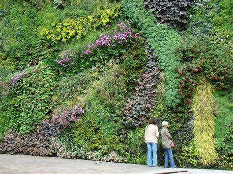 Muro vegetal de Patrick Blanc en Caixa Forum | Elisa N ...