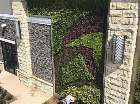 Muro vegetal de plantas naturales / a medida / de panel ...