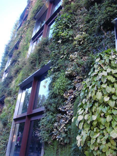 Muro vegetal del Museo del Quai de Branly   Elisa Nievas ...