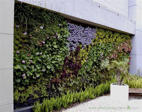 Muro vegetal estabilizado   BIOMAX   Paisajismo Urbano ...