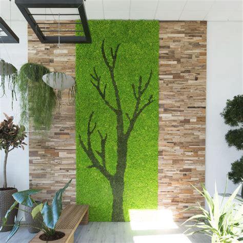 Muro vegetal estabilizado   Natural Greenwalls   de ...
