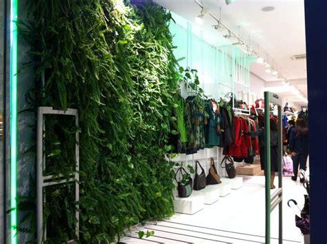 Muro vegetal interior Bilbao   Pared vegetal, Muro vegetal ...
