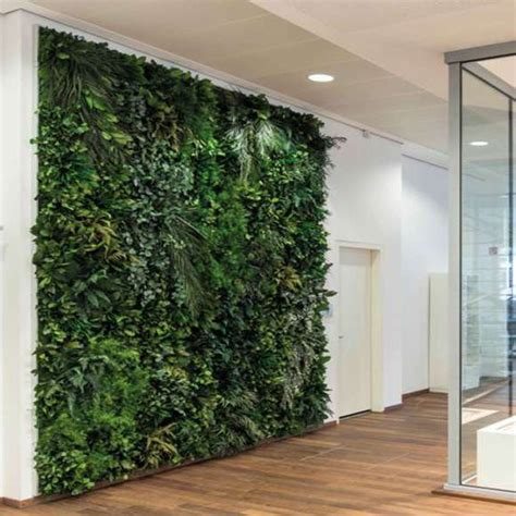 Muro vegetal musgo   FlowerArt GmbH   de interior