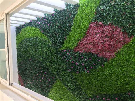 Muro verde: de estilo por Arquitectura Orgánica Viviana ...