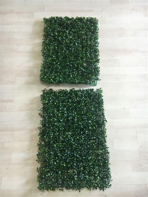 Muro Verde Economico Follaje Sintetico Artificial   $ 130 ...