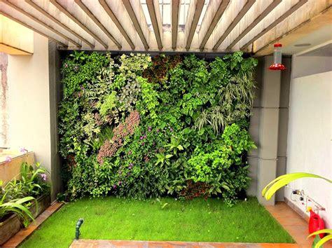 Muro verde en casa   Jardines verticales, Jardines, Muros ...