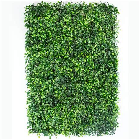 Muro Verde Follaje Artificial Sintentico 60 X 40 Cm Pared ...