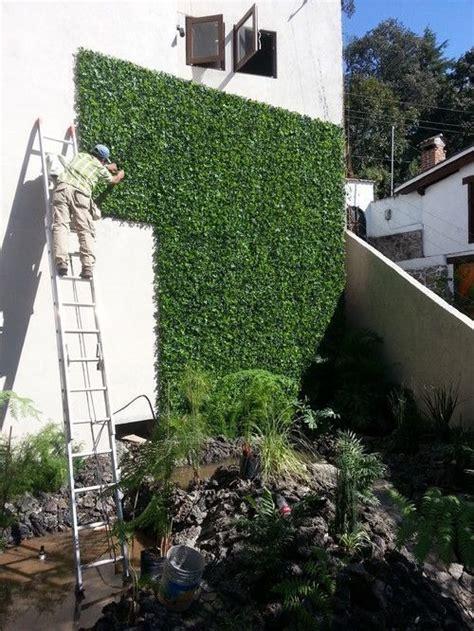 Muro Verde, Follaje Artificial Sintetico 60*40 Cm 17 Pzas ...