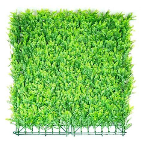 Muro Verde Privacidad Plantas Sinteticas Enredadera ...