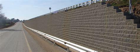 Muros de Contención de Tierra Armada   Breinco Smart