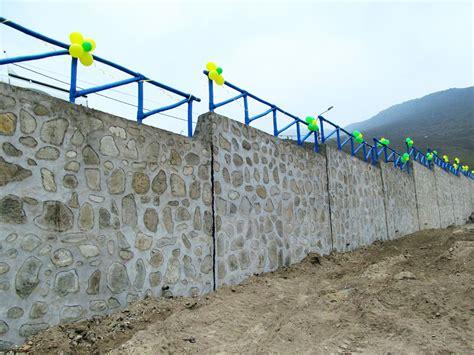 Muros de contención: Definición y características – Arcux