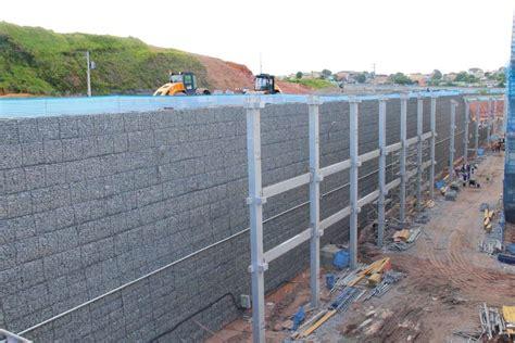 Muros de contención en la construcción: ¿qué son y para ...