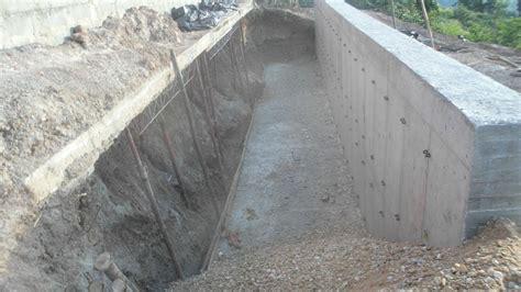 Muros de contención   IESTEL