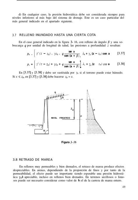 Muros de Contencion y Muros de Sotano   calavera 1989