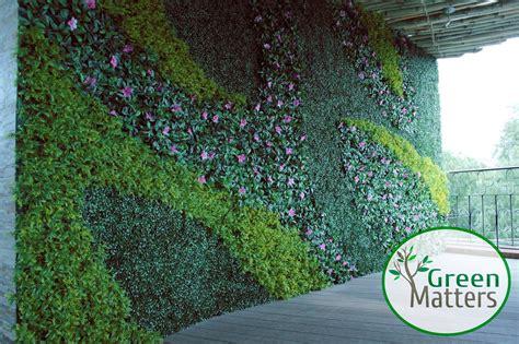Muros Verdes artificiales   Muros verdes artificiales ...