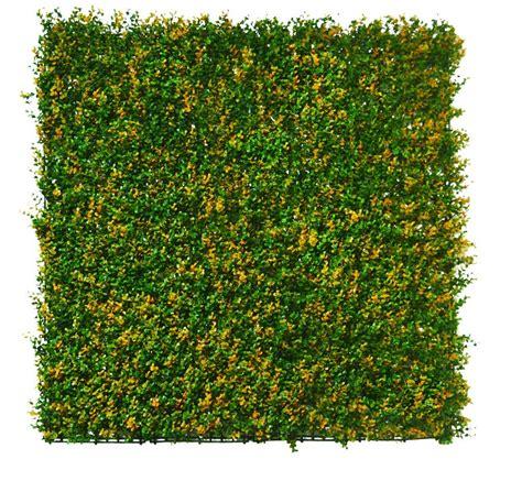 Muros verdes artificiales para exterior e interior ...