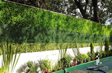 Muros Verdes Artificiales para interiores y exteriores  Te ...
