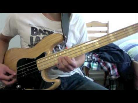Muse   Big Freeze  Bass cover  TABS :    YouTube