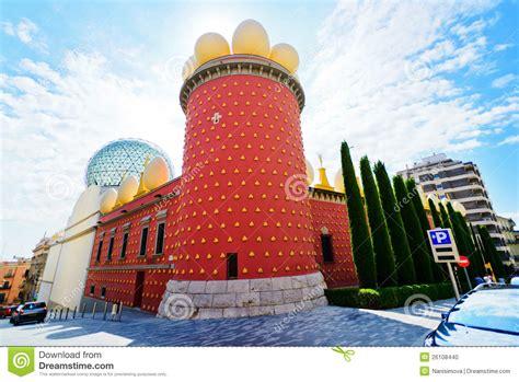 Museo de Dali imagen editorial. Imagen de bóveda ...