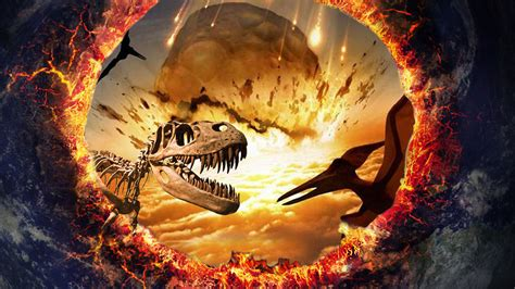 Museo de dinosaurios carteles Dinosaurio Cretácico Huesos ...