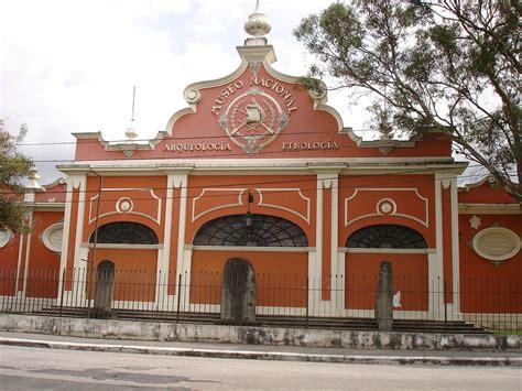 Museo Nacional de Arqueología y Etnología de Guatemala ...