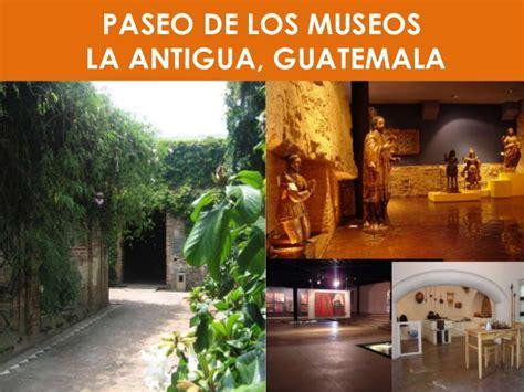 Museos de guatemala
