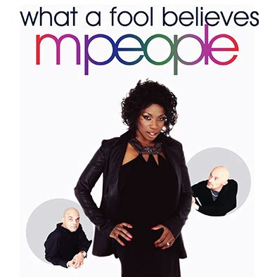 MUSIC RETRO HITS 70 s 80 s 90 s: M PEOPLE   WHAT A FOOL ...