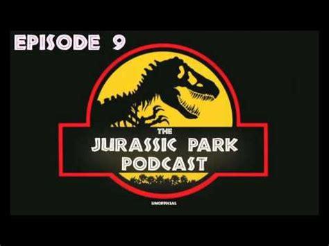 Music Special: Top Ten Jurassic Park Saga Tracks w/ Dan ...