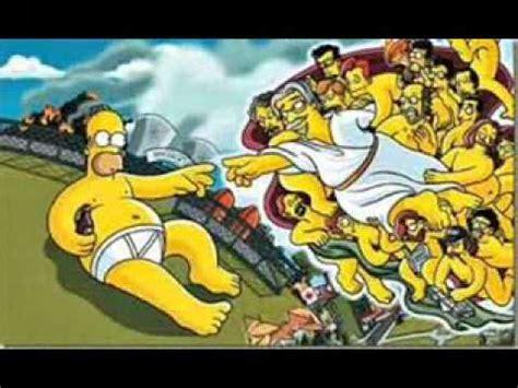 Música de Los Simpsons La Pelicula   YouTube