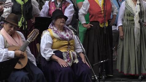 musica folclorica canaria del grupo Parranda Pellagofio ...