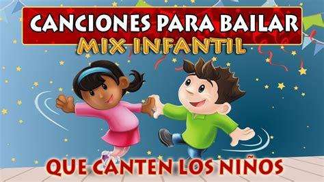 Musica Infantil Para Fiestas Mix, Canciones Infantiles de ...