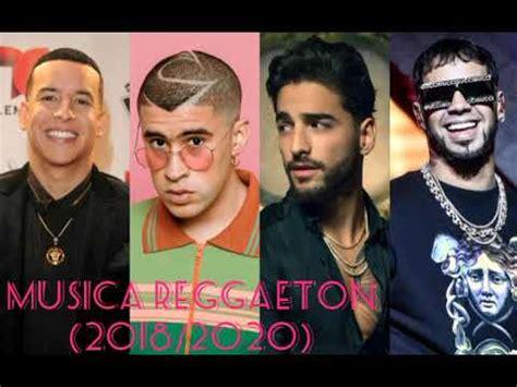 Musica reggaeton  2018/2020    YouTube