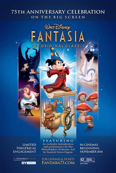 Musical masterpiece  Fantasia  returns to the big screen ...