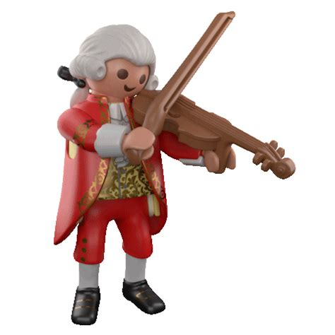 Musik Violin Sticker by PLAYMOBIL for iOS & Android | GIPHY