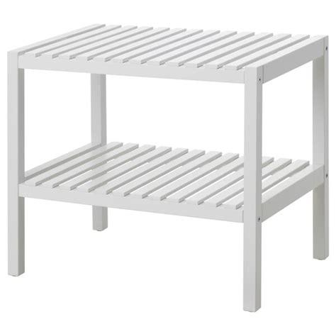 MUSKAN Banco, blanco   IKEA