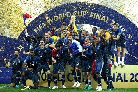 Muslim players help French national football team win FIFA ...