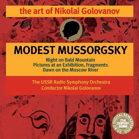 Mussorgsky: Night on Bald Mountain, Dawn on the Moscow ...