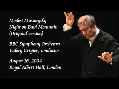 Mussorgsky: Night on Bald Mountain  Original version ...